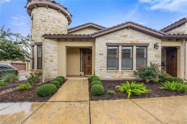 110 Lucia Cir #1, Lakeway, TX 78734 (#3746607) :: Papasan Real Estate Team @ Keller Williams Realty
