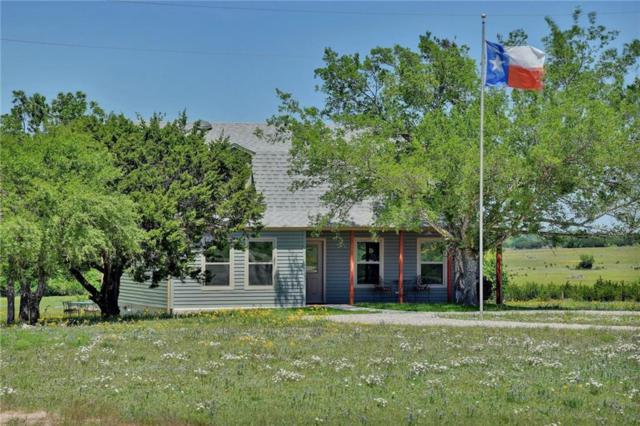 625 County Road 225, Florence, TX 76527 (#3746669) :: Papasan Real Estate Team @ Keller Williams Realty