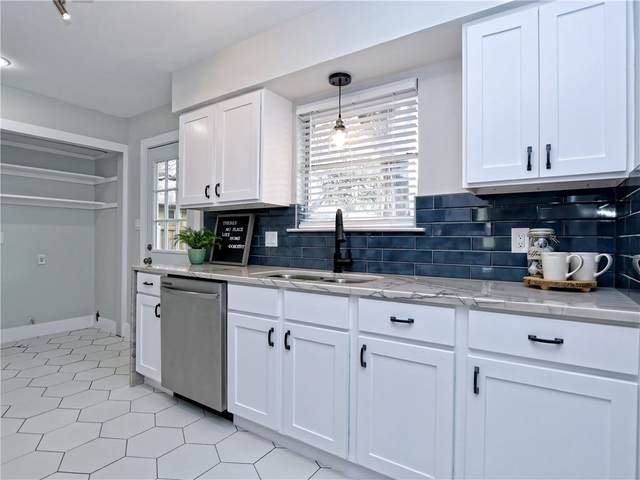 1804 Matthews Ln A, Austin, TX 78745 (#3749179) :: Ben Kinney Real Estate Team