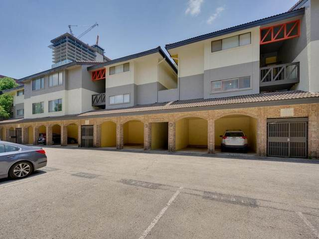 806 W 24th St #204, Austin, TX 78705 (#3750415) :: The Summers Group