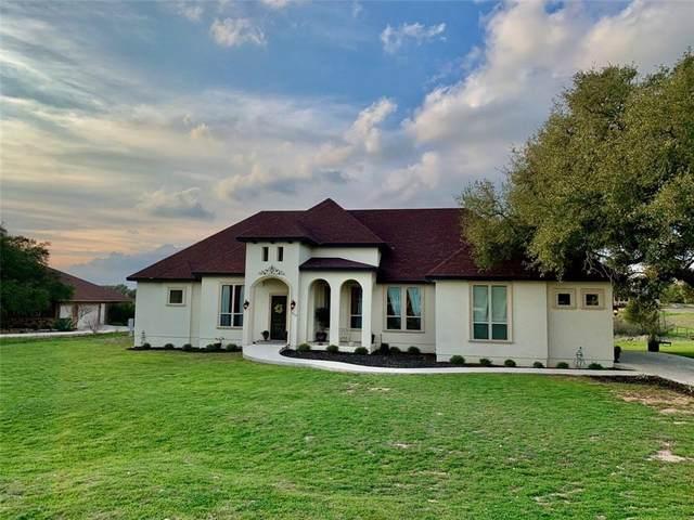 1143 Sapling Spg, New Braunfels, TX 78132 (#3753486) :: Zina & Co. Real Estate
