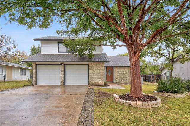3917 Hillside Dr, Round Rock, TX 78681 (#3753515) :: The Perry Henderson Group at Berkshire Hathaway Texas Realty