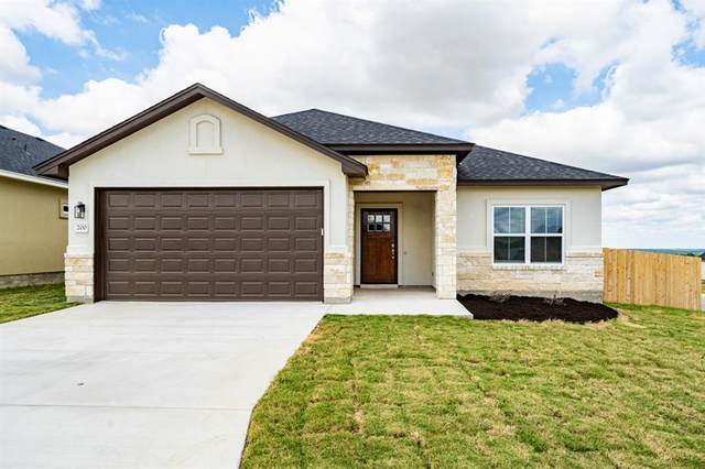 528 Seabiscuit, Jarrell, TX 76537 (#3755843) :: The Summers Group