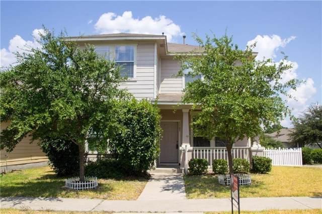 1107 N King Cotton Ln, Round Rock, TX 78664 (#3758071) :: Ana Luxury Homes