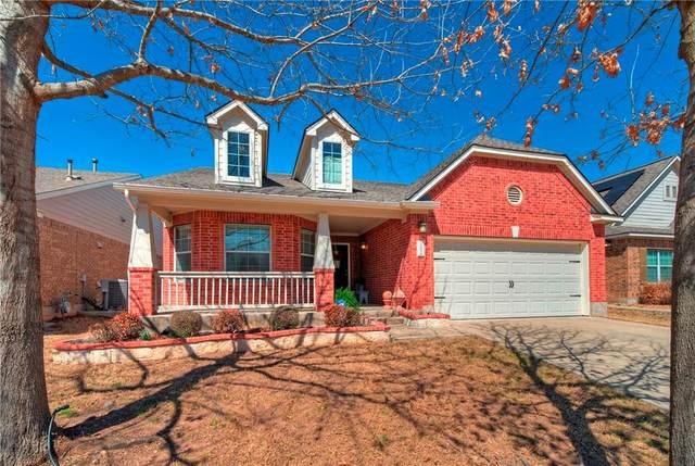 1105 Horseshoe Ranch Dr, Leander, TX 78641 (#3759197) :: Zina & Co. Real Estate