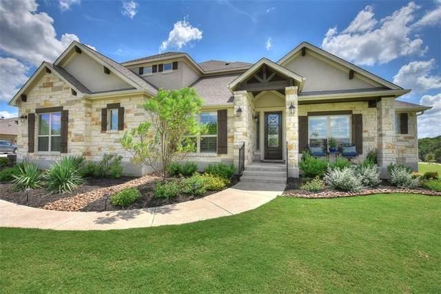 100 Brave Company, Liberty Hill, TX 78642 (#3761075) :: The Myles Group | Austin