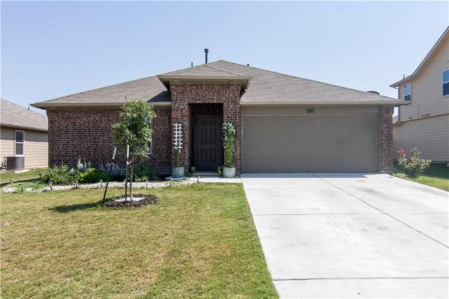 520 Luna Vista Dr, Hutto, TX 78634 (#3763616) :: The Heyl Group at Keller Williams