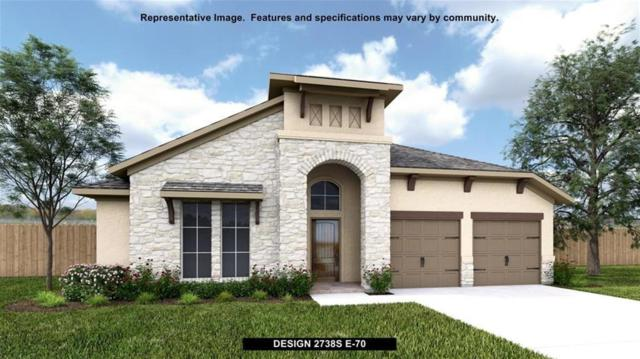 2101 Limestone Lake Dr, Georgetown, TX 78633 (#3765999) :: Watters International