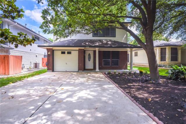 536 Natali St, Austin, TX 78748 (#3771838) :: Papasan Real Estate Team @ Keller Williams Realty
