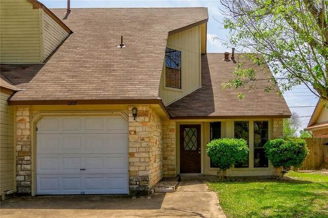 1207 Orchard Park Cir, Pflugerville, TX 78660 (#3773919) :: Zina & Co. Real Estate