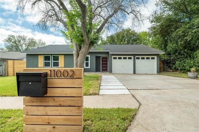 11002 Prairie Dove Cir, Austin, TX 78758 (#3775098) :: Ben Kinney Real Estate Team
