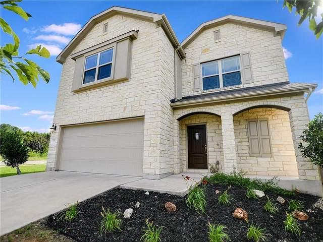 701 Rancho Verde Dr, Leander, TX 78641 (#3778544) :: Sunburst Realty
