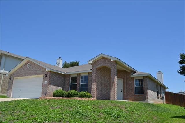 703 White Hawk Trl, Harker Heights, TX 76548 (#3779370) :: Papasan Real Estate Team @ Keller Williams Realty