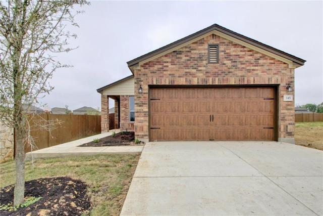 345 Tordesillas Dr, Georgetown, TX 78626 (#3782195) :: Lancashire Group at Keller Williams Realty