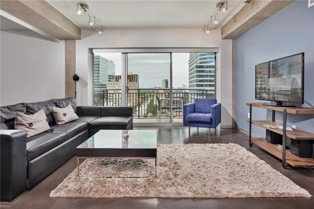 800 Brazos St #1201, Austin, TX 78701 (#3782590) :: Ana Luxury Homes