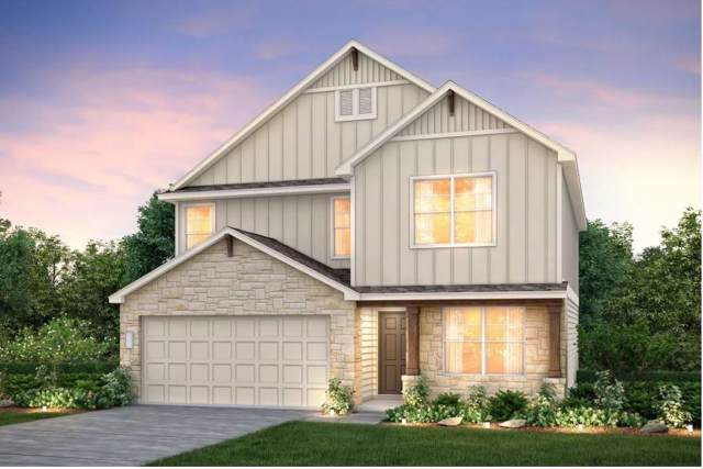 1421 Cliffbrake Way, Georgetown, TX 78626 (#3784123) :: The Perry Henderson Group at Berkshire Hathaway Texas Realty