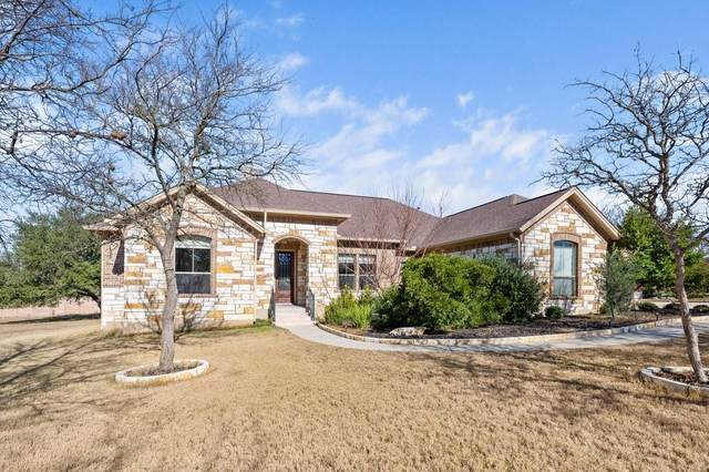 121 Willow Run, Georgetown, TX 78633 (#3784578) :: 12 Points Group