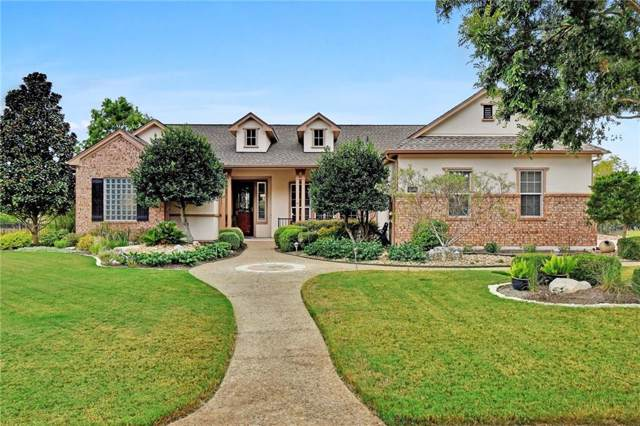 143 Great Frontier Dr, Georgetown, TX 78633 (#3785567) :: The Heyl Group at Keller Williams