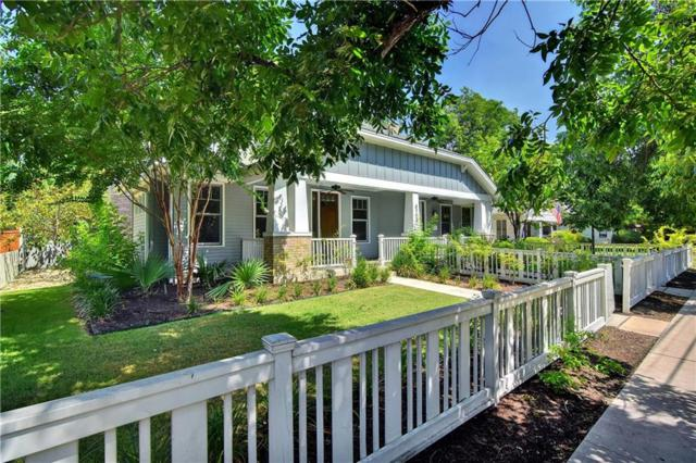 4104 Duval St A, Austin, TX 78751 (#3787335) :: Austin International Group LLC