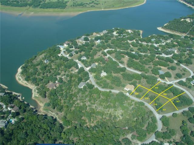 105 Coventry(Lot 267) Rd, Spicewood, TX 78669 (MLS #3788508) :: Brautigan Realty