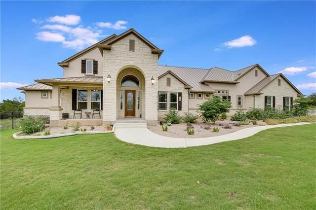 89 E Wildflower Blvd, Marble Falls, TX 78654 (#3788641) :: Papasan Real Estate Team @ Keller Williams Realty