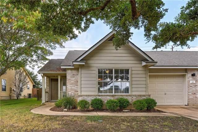 102 Prairie Springs Loop, Georgetown, TX 78626 (#3789496) :: Watters International