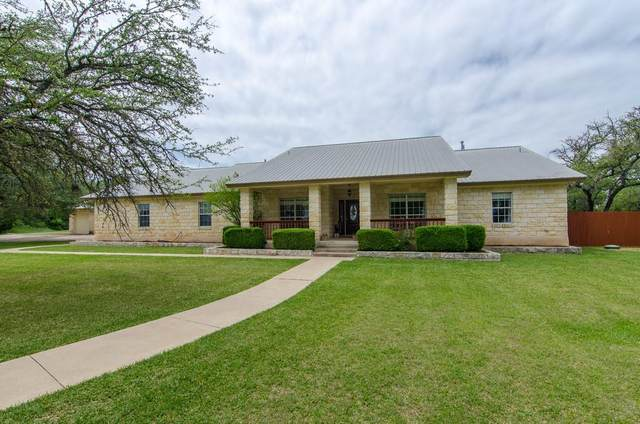 171 Appaloosa Run, Liberty Hill, TX 78642 (#3789620) :: Papasan Real Estate Team @ Keller Williams Realty