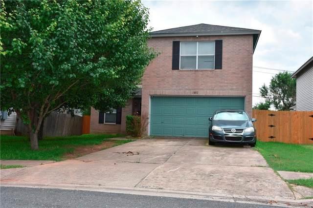 1802 Matagorda Dr, Round Rock, TX 78664 (#3789684) :: Papasan Real Estate Team @ Keller Williams Realty