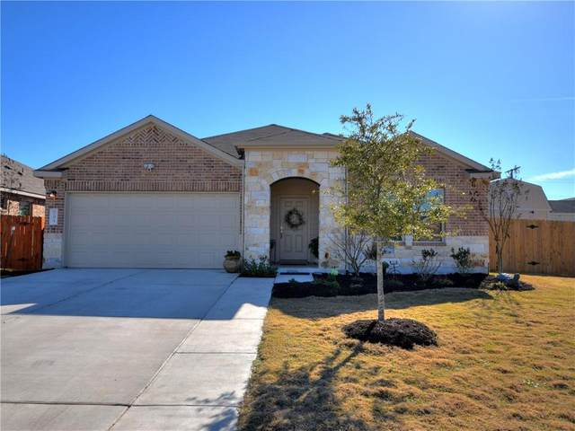201 Helen Rd, Hutto, TX 78634 (#3792556) :: Papasan Real Estate Team @ Keller Williams Realty