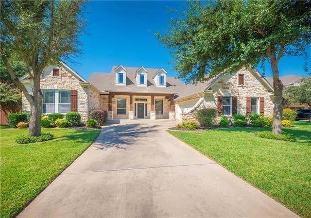 1203 Quiet Creek Dr, Cedar Park, TX 78613 (#3794680) :: Papasan Real Estate Team @ Keller Williams Realty