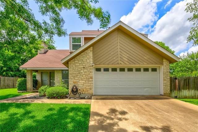 3014 Peacemaker St, Round Rock, TX 78681 (#3795449) :: Ben Kinney Real Estate Team