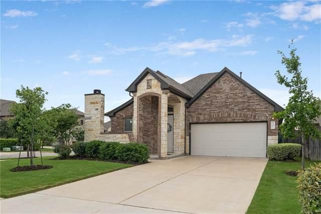 1401 Clearwing Cir, Georgetown, TX 78626 (#3795930) :: Papasan Real Estate Team @ Keller Williams Realty