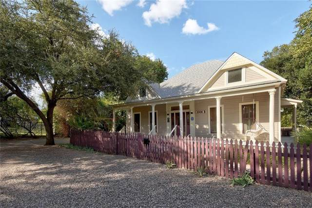 2008 S 2nd St B, Austin, TX 78704 (#3797230) :: The Perry Henderson Group at Berkshire Hathaway Texas Realty