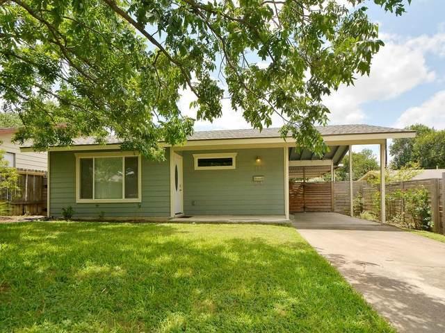 117 La Vista St, Austin, TX 78704 (#3800495) :: Papasan Real Estate Team @ Keller Williams Realty