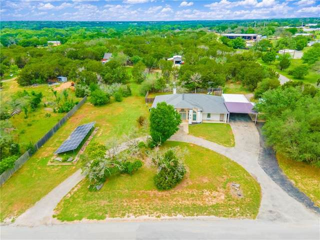 1133 County Road 257, Liberty Hill, TX 78642 (#3804181) :: Zina & Co. Real Estate
