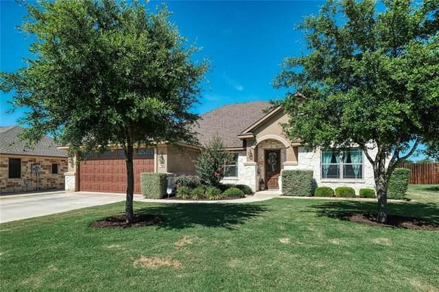 148 Walter Way, Jarrell, TX 76537 (#3804539) :: All City Real Estate