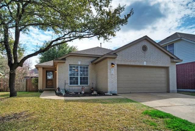 2300 Portwood Bend Cv, Cedar Park, TX 78613 (#3806009) :: 10X Agent Real Estate Team