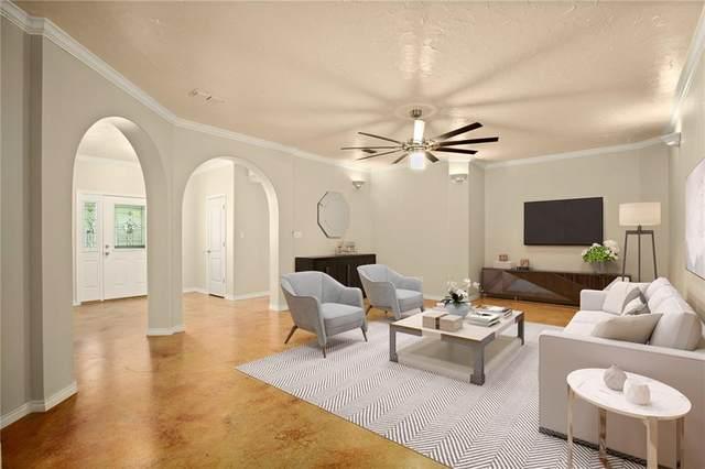 801 Vogel Dr, Lockhart, TX 78644 (#3806325) :: Zina & Co. Real Estate