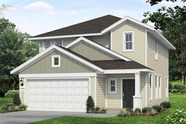 213 Blue Agate Ct, Jarrell, TX 76537 (#3806381) :: Papasan Real Estate Team @ Keller Williams Realty