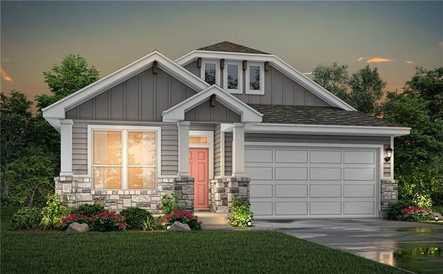 1504 Whippletree Trl, Georgetown, TX 78626 (#3807867) :: First Texas Brokerage Company