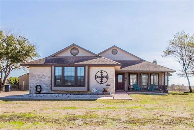 212 Morningside Cir, Hutto, TX 78634 (#3808057) :: The Perry Henderson Group at Berkshire Hathaway Texas Realty