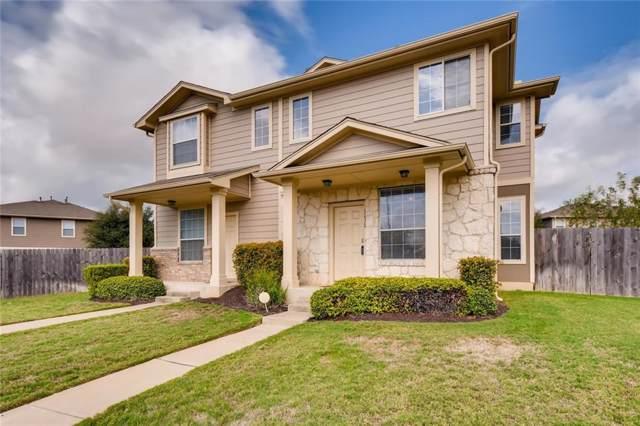 821 Sebastian Bnd B, Pflugerville, TX 78660 (#3808193) :: Ana Luxury Homes