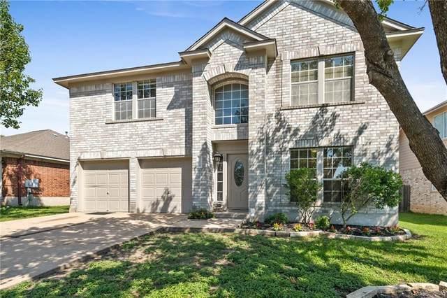 16824 Bailey Jean Dr, Round Rock, TX 78681 (#3808562) :: Papasan Real Estate Team @ Keller Williams Realty