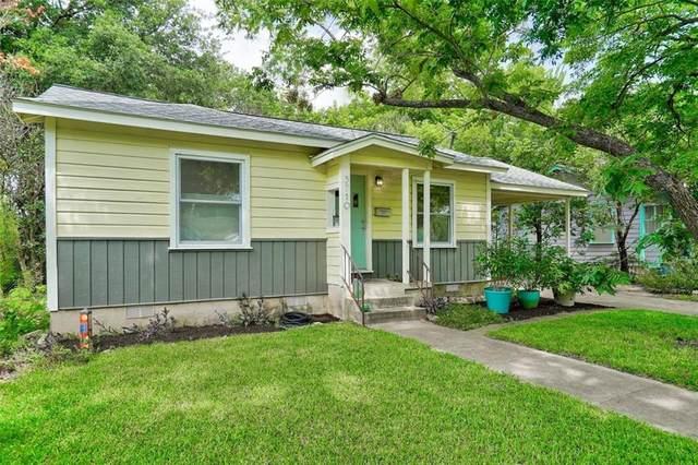 5710 Avenue G, Austin, TX 78752 (#3809787) :: The Summers Group