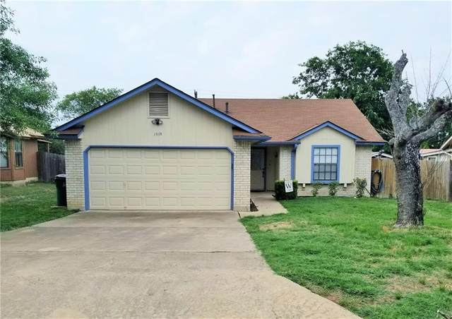 1018 York Castle Dr, Pflugerville, TX 78660 (#3811321) :: RE/MAX Capital City