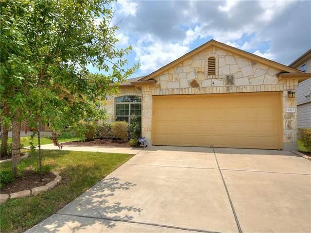 12413 Waterford Run Way, Manor, TX 78653 (#3811573) :: Papasan Real Estate Team @ Keller Williams Realty