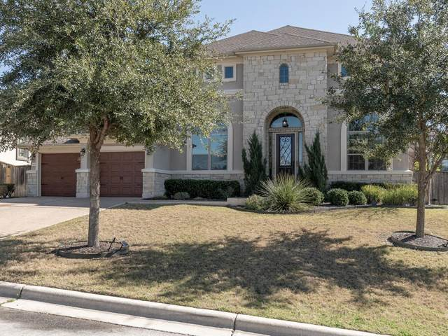 1908 Long Bow Dr, Leander, TX 78641 (#3811899) :: The Summers Group