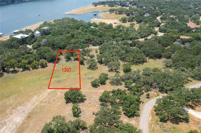 1307 Robin Trl, Lago Vista, TX 78645 (#3812760) :: Ben Kinney Real Estate Team