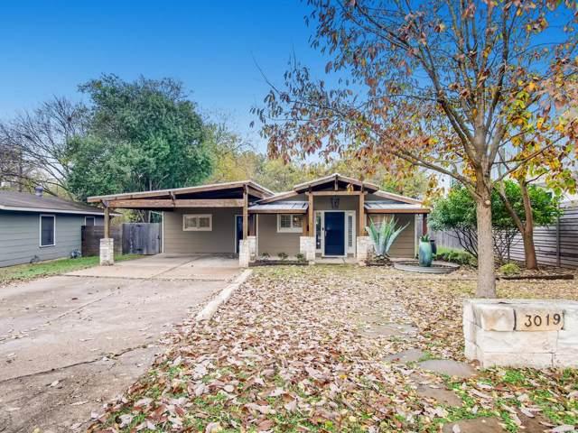 3019 Fontana Dr, Austin, TX 78704 (#3821026) :: Douglas Residential