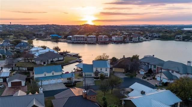 429 Oak Rock Pt, Horseshoe Bay, TX 78657 (#3827882) :: Zina & Co. Real Estate